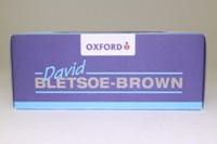 Oxford Diecast 76VOL01CL; Volvo FH; Rigid Curtainside, David Bletsoe-Brown