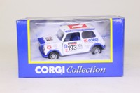 Corgi Classics 04402; BL/Rover Mini; 1995 Network Q Rally; Plant & Francks; RN193