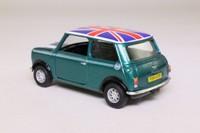 Corgi Classics 04413; BL/Rover Mini; Cooper; British Racing Green