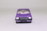 Corgi 275; Austin Metro 1.3HLS; Royal Wedding Issue; Purple, Cream Interior