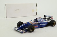 ONYX SPQ1; Williams FW16 Formula 1; 1984 Test Car; Damon Hill; RN5