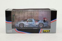 ONYX XLM99002; Nissan R390 GT1; 1998 24h Le Mans 6th; Lammers, Comas, Montermini; RN31