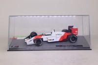 Panini; McLaren MP4/2B Formula 1; 1985 British GP 1st; Alain Prost; RN2