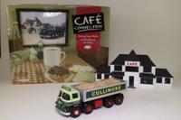 Corgi Classics CC10801; Foden S21 Mickey Mouse; 8 Wheel Rigid Tipper, Moreton C Cullimore, Gravel Load