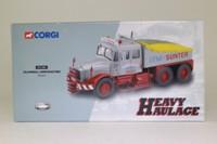 Corgi Classics CC12302; Scammell Contractor; Ballast Tractor, ITM-Sunter, Northallerton