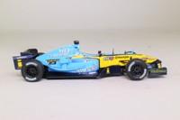 Panini; Renault R25 Formula 1; 2005 World Champion, Fernando Alonzo, RN5