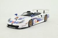 UT Models 39720; Porsche 911 GT1; 1997 4h Hockenheim 4th; Stuck, Boutsen; RN6
