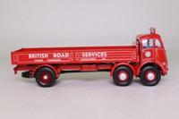 Corgi Classics CC10204; ERF V; 6 Wheel Dropside; British Road Services; Frank Thompson