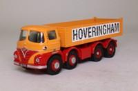 Corgi Classics 14401; Foden S21 Mickey Mouse; 8 Wheel Rigid Tipper, Hoveringham Gravel