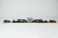Corgi Classics 18005; Scammell Contractor; 2x Ballast Tractors, Nicolas Trailers & Generator Load; Pickfords