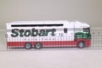 Oxford Diecast STOB008; Scania R Cab Horsebox; Eddie Stobart Polo Team