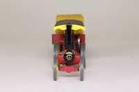 Corgi Classics 80307; Garrett 4CD Steam Tractor; Road Tractor & Flatbed Trailer, Bales Load, Anker Valley