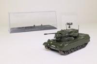 DeAgostini 00; Flakpanzer Gepard; RDF Army; Leipzig Germany 1979