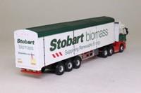 Oxford Diecast SHL01WF; Scania Highline Artic; Walking Floor, Eddie Stobart Biomass