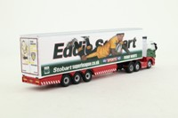 Oxford Diecast SHL13FR; Scania R Cab; Fridge Trailer, Eddie Stobart Superleague: Castleford Tigers