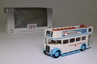 EFE 10201; AEC RT Open Top Bus; Eastbourne Corporation; Rt 6 Beachy Head, Prince's Park