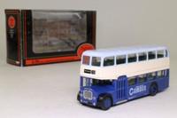 EFE 13909; Bristol FLF Lodekka Bus; Cambus; 53 Warrington