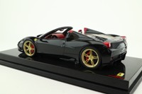MR Collection FE012F; 2014 Ferrari 458 Speciale A; Nero Daytona