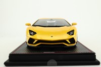 MR Collection LAMBO027B; Lamborghini Aventador S; Orion Yellow