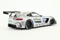 Norev B6 696 0452; Mercedes-AMG GT3; 2017 Mercedes-AMG Team HTP Motorsport; RN50