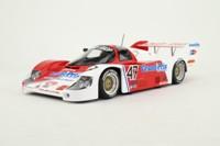 Minichamps 155 836647; Porsche 956; 1983 1000km Brands Hatch DNF; Galica, Sutherland, Henn; RN47
