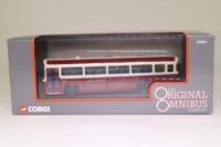 Corgi OOC 97900; AEC Reliance BET Bus; Devon General; Rte 9 Sidmouth