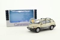 Cararama 00894; Lexus RX300 SUV; Pale Gold