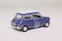 Cararama 00141; BL/Rover Mini Cooper; Blue & White