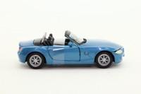 Cararama 00432; BMW Z4 Sports; Open Roadster, Metallic Blue