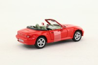 Cararama 02500; BMW Z3; Open Roadster; Red
