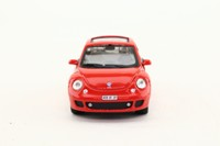 Cararama 00432; 2002 Volkswagen Beetle Turbo S; Red
