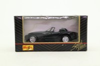 Maisto 21008; 1992 Dodge Viper RT/10; Open Top, Black