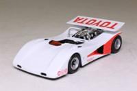 del Prado; 1970 Toyota 7 Group 7 Racer; White