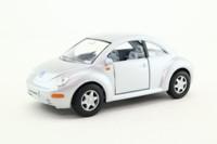 Knight F1-99459; Volkswagen New Beetle; Metallic Silver