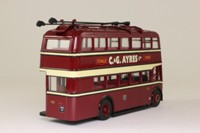 Corgi 97800; Sunbeam Trolleybus; Reading Corporation; Norcot Junction