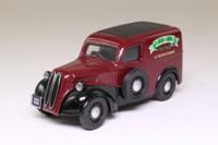 Corgi Classics D980/12; Ford Popular Van; DS Sheldon of Pentwynmawr, Light Haulage