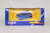 Corgi C330/7; BL/Rover Mini; Mayfair, Mini 30, Blue