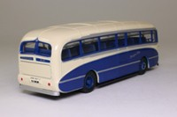 Corgi Classics 97172; Burlingham Seagull Coach; Stratford Blue, Dest: Gaydon