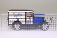 Models of Yesteryear Y-21/1; 1930 Ford Model A Woody Wagon; Carters Tested Seeds