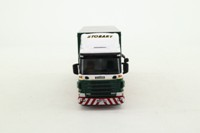 Oxford Diecast STOB012; Scania R Cab; 6 Wheel Rigid Curtainside