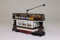 Corgi D991/6; Double Deck Tram Open Top, Open Platform; Croydon Corporation Tramways: Thornton Heath & Purley