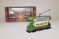 Corgi C991/8; Double Deck Tram Open Top, Open Platform; Llandudno & Colwyn Bay; Colwyn Bay