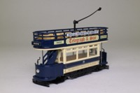 Corgi 97295; Double Deck Tram Open Top, Open Platform; Sheffield Corporation, Owlerton