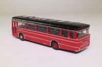 Corgi OOC 40201; Leyland Leopard Bus; Midland Red; Rte X96 Shrewsbury