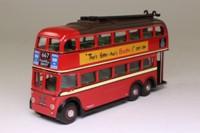 Corgi OOC 43701; Q1 Trolleybus; London Transport: 667 Fulwell Depot