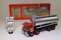 Corgi CC11703; Guy Warrior; 8 Wheel Tanker; Wynn's Heavy Haulage