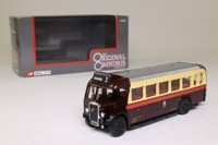 Corgi OOC 97850; Bristol L Bus; Merthyr Tydfil Corp; Rte 3 Heolgerrig