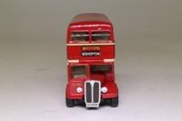 Corgi D599/9; AEC RT Double Deck Bus (1:64); Western; Bishopton