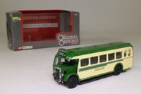 Corgi OOC 97869; Bristol L Bus; Lincolnshire Road Car; Rt A Nottingham, Express Service
