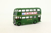 EFE 10103; AEC RT Double Deck Bus; Greenline; Special/Railway Relief Only; Buxted Chickens